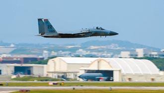 美計畫戰機 分散部署亞太各地