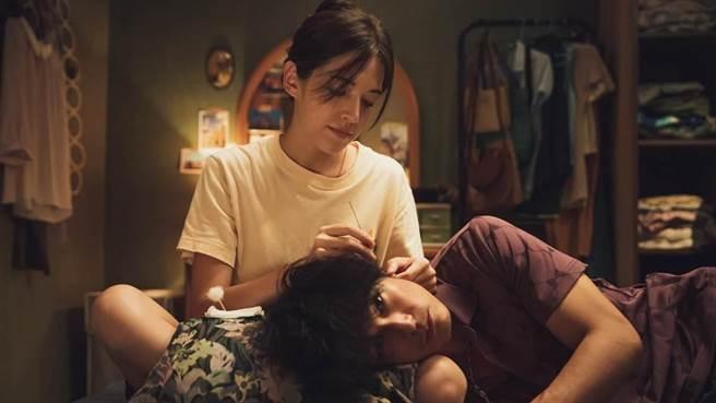 邱澤、許瑋甯主演的國片《當男人戀愛時》將在大陸上映。(金盞花大影業提供)