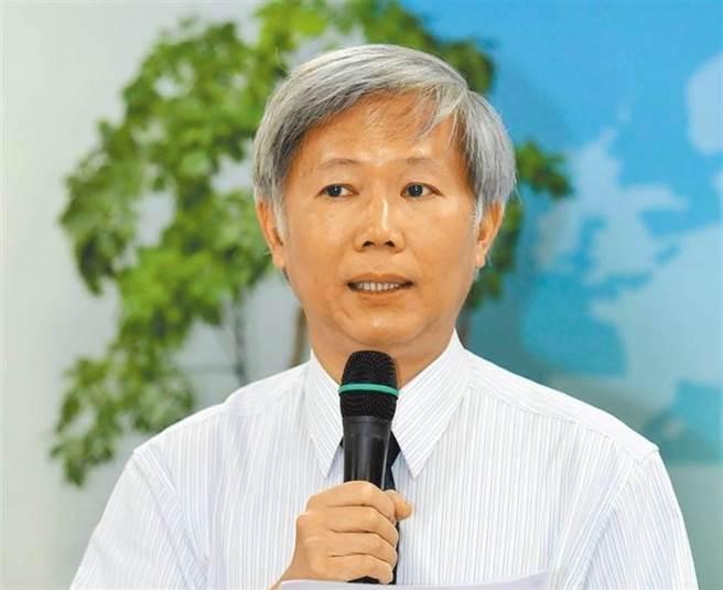 中研院院士陳培哲。(資料照片)