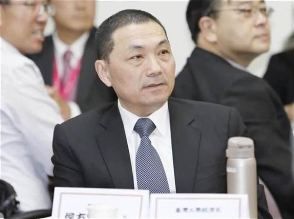 新北市長侯友宜。(資料照片)