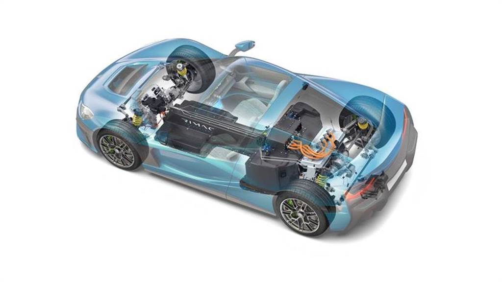 Rimac Nevera 電動超跑零百加速僅 1.85 秒,坐等加掛火箭推進器的特斯拉 Roadster 2 來挑戰