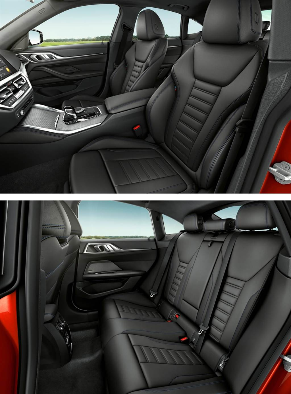 BMW 4系列Gran Coupe正式亮相!訂於2021年11月起國外上市販售