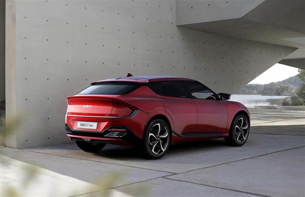 KIA EV6 電動車在美銷售傳捷報:不到一天就賣光 1,500 輛