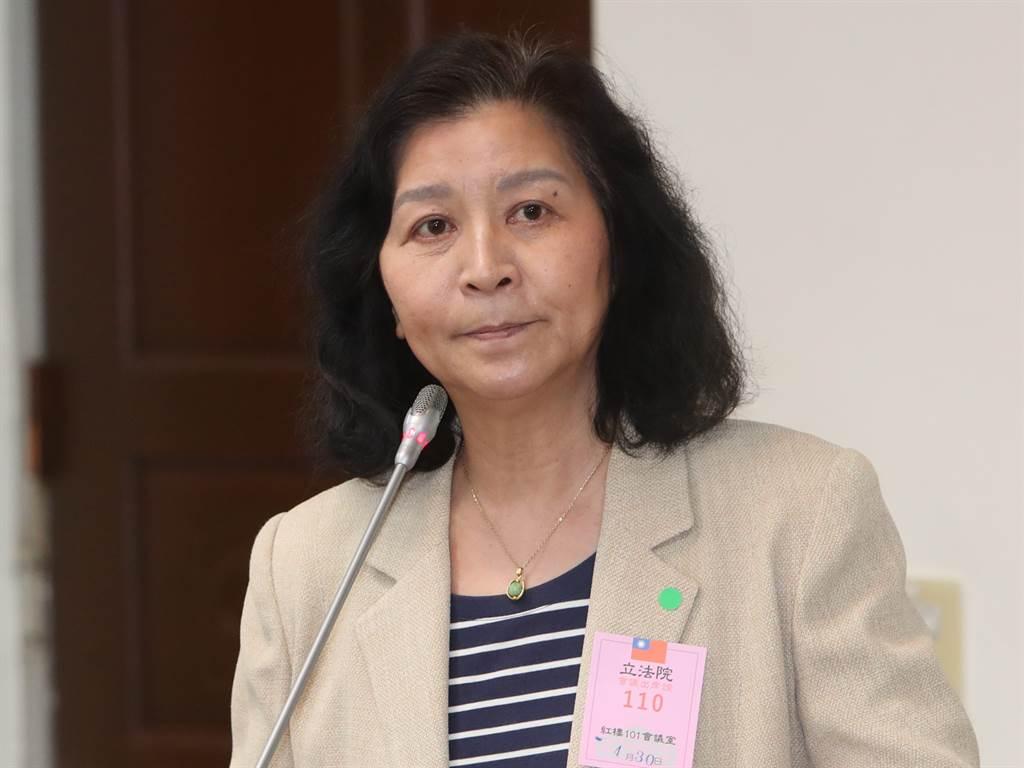 前新聞局長鍾琴。(報系資料照)