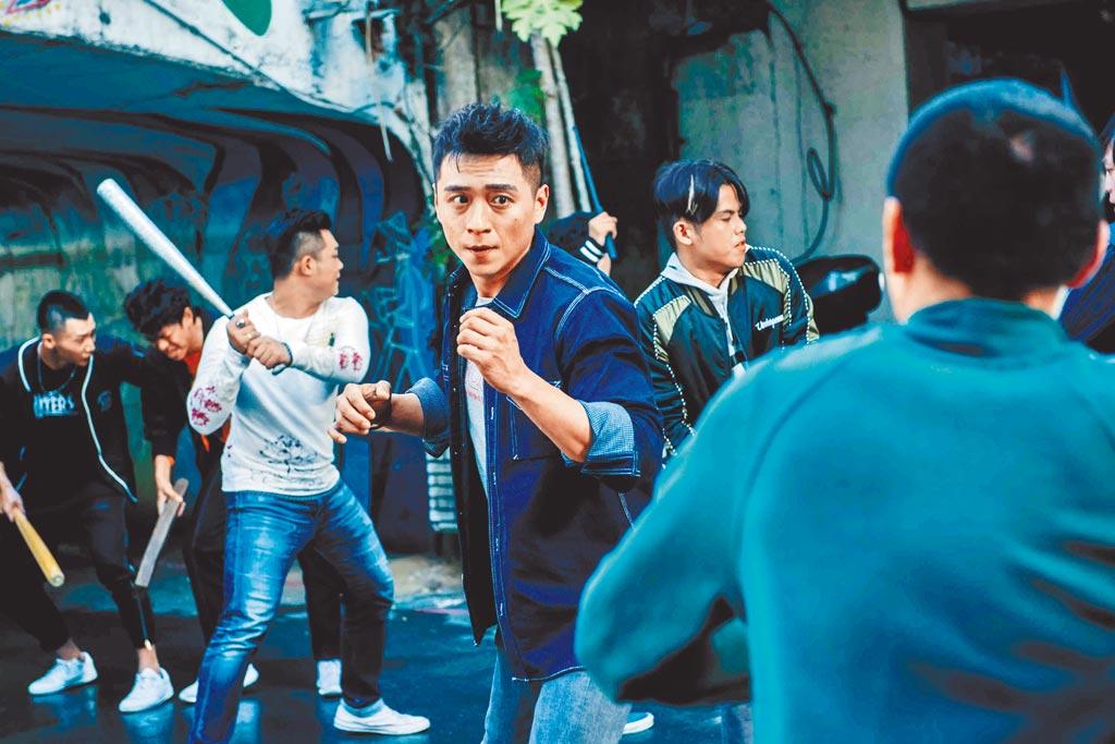 [新聞] 《浪流連》獲讚台灣最成功黑幫電影