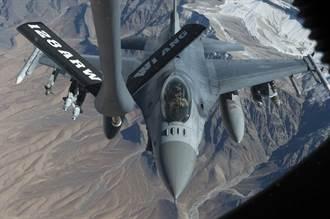 走不了 塔利班節節進逼 美恐空襲阿富汗