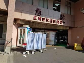 陽明院區急診8人確診 醫護踢爆:接觸者未隔離仍到班