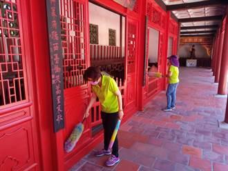 台南古蹟景點有史以來首度關閉 整備環境拚服務升級