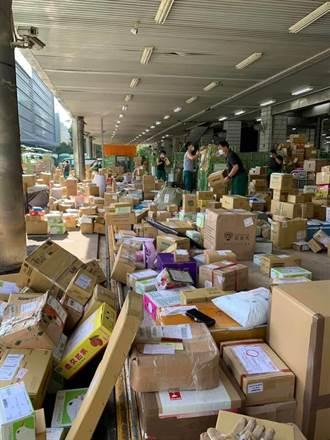 邮局包裹投递量爆增24% 交长PO文曝邮局辛酸