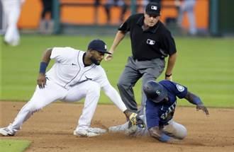 《時來運轉》運彩報報-MLB水手投打失序 作客遭虎圍剿