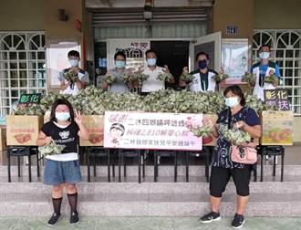 彰化二林臉書網友端午年年集愛心 6年捐1萬5060顆肉粽給家扶兒