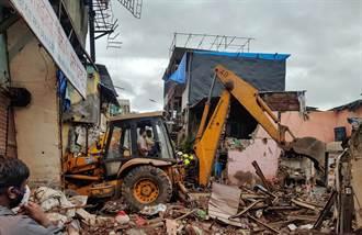 孟買建築物倒塌 至少11死8傷