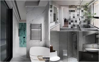 磁磚挑對,浴室不必刷半天!耐髒磁磚推薦 & 屋主清潔感想