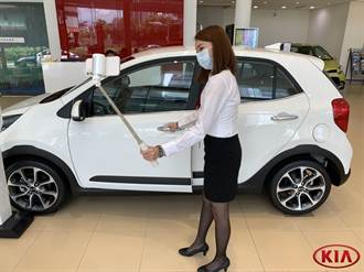 KIA推出「0接觸一對一線上購車諮詢」與到府試乘服務