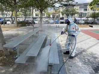 三級警戒延至6/28 中市運動場館及戶外運動場域持續關閉