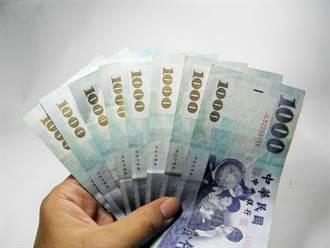 股匯雙漲 新台幣收27.704元 升值6.3分