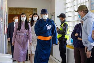 蒙古國總統大選 硬漢形象前總理宣布勝出