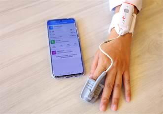 防止隱形缺氧 中華電信與陽明交大打造COVID-19血氧監測雲端平台