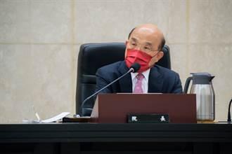 《經濟》落實紓困4.0 蘇貞昌:續盤點檢討提對策