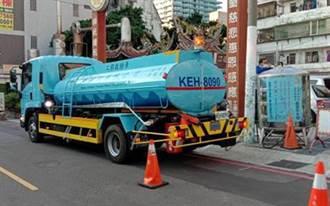 中部解除分區供水措施撤回取水桶 台水展現驚人效率