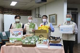 南市生鮮產品線上購破千萬元 回饋醫護警消訂購9折優惠
