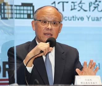 鄧振中會晤美國貿易代表署大使 台美近期將召開TIFA