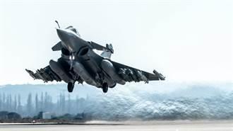 共軍20戰機中印邊境空戰演習 印度飆風戰機緊急應對