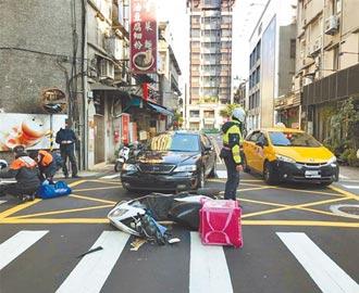 疫情訂單滿 外送交通事故多1成