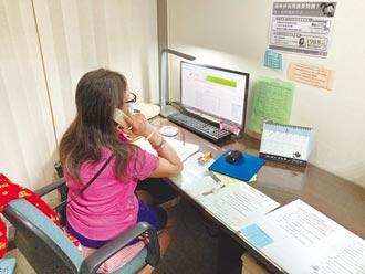 疫卒 桃青少年生命線諮詢增多