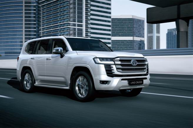 全新越野平台 Toyota Land Cruiser發表