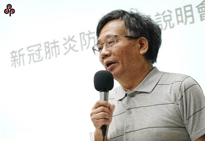台大公衛教授陳秀熙。(圖/本報資料照)