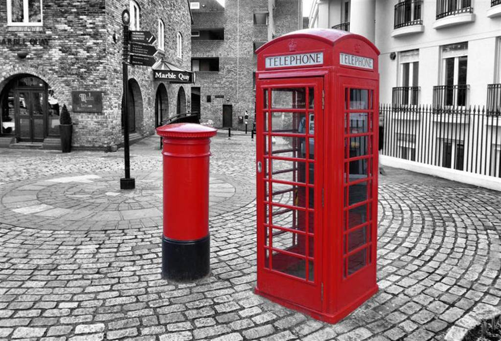 英國祭 800 萬元獎金徵求「標誌性」的充電樁設計,希望能像紅色電話亭一樣成為經典