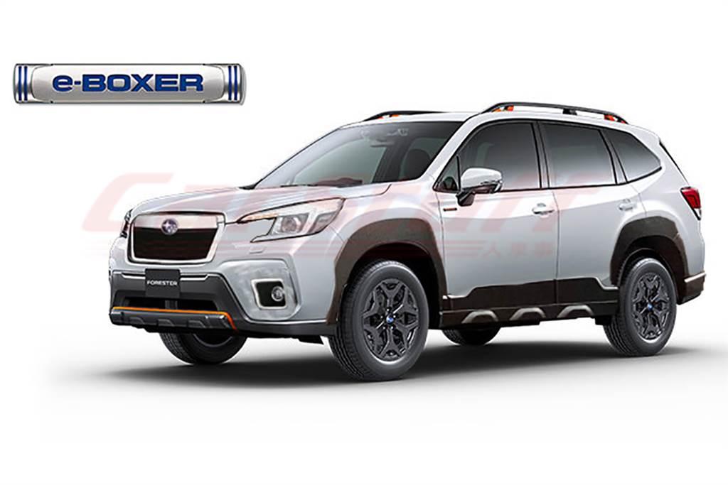 外觀小幅修飾、強化 EyeSight 機能,小改款 Subaru Forester 或將於第三季亮相