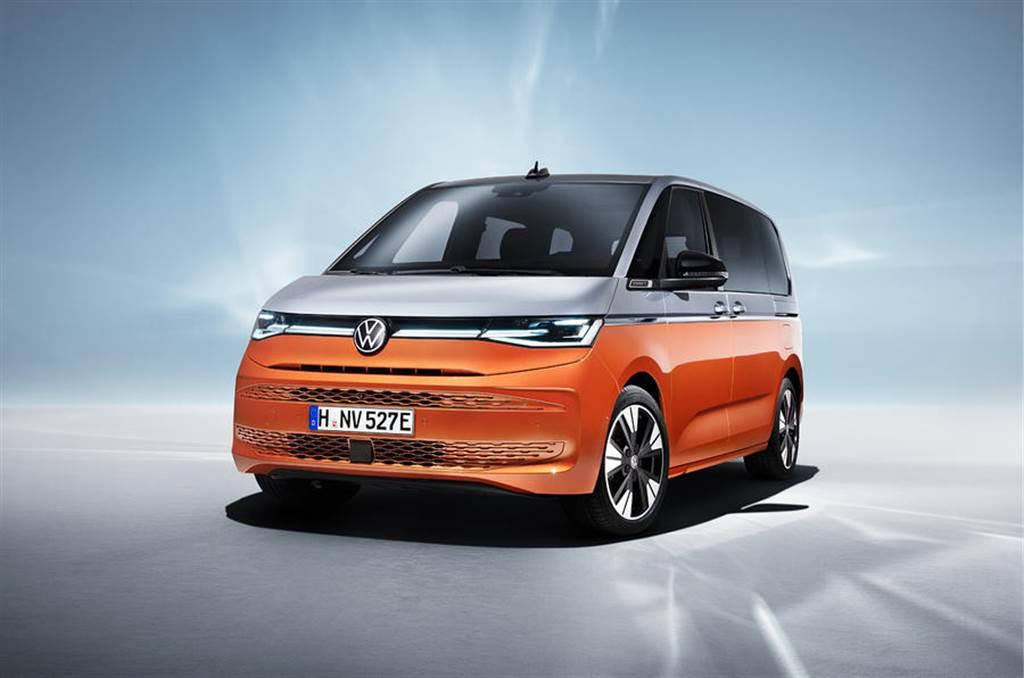 與商用版本完全脫鉤、改用 MQB 平台,Volkswagen Multivan T7 正式亮相!