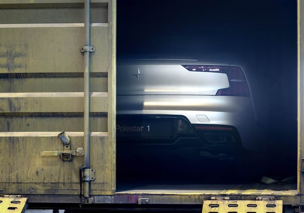車界首創!Polestar 1成為第一款可以用藝術品交換購買的汽車
