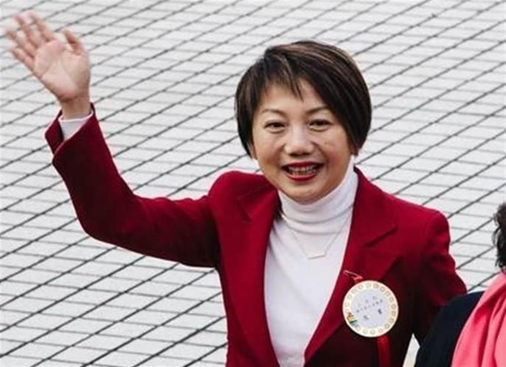 民進黨立委范雲。(圖/本報資料照)