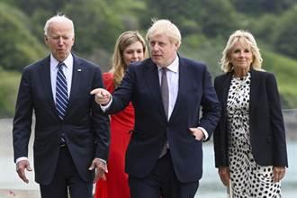 強生與拜登會談後 稱英美歐對北愛和平立場相同