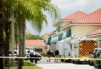 佛州超市爆槍擊 3死含1童及嫌犯