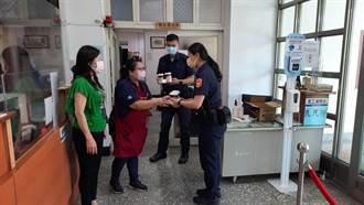 賣場員工合資買300杯咖啡 贈送清水波麗士