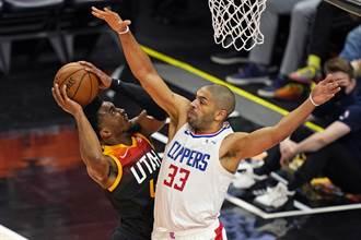 NBA》米契爾狂轟37分 爵士止住快艇反撲險勝