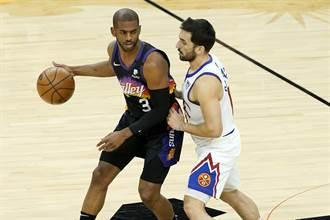 NBA》保羅「自帶體系」難阻擋 一數據超魔術強森成史上首位