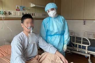 老父親重症病逝!確診兒戴氧氣罩爆哭 4歲孫:爺爺去哪了?