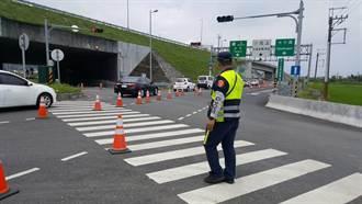 端午連假嚴格管制國道流量  警政署籲減少非必要跨區移動