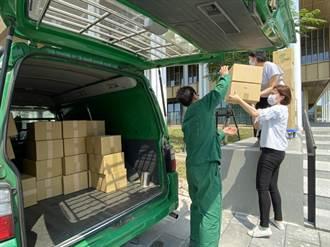 台南市公共圖書館 同步提供書香宅急便服務