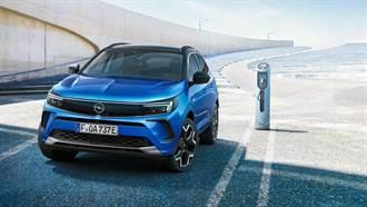 導入新世代品牌設計語彙,Opel Grandland 中期改款亮相