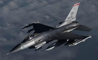 美F-16致命墜毀 軍方找出原因了