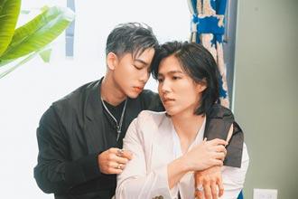 林禹男男吻 媽媽嗨喊來當我女婿