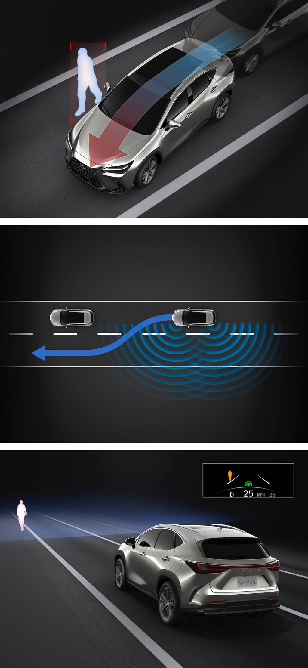 開啟品牌嶄新篇章,Lexus NX 第二世代導入多種新能源配置與先進座艙全球首發!