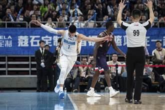 林書豪不放棄籃球 宣布重返CBA北京首鋼