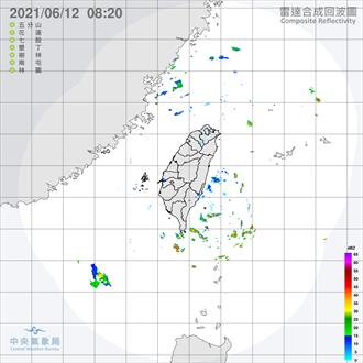 西南風下周報到 氣象專家:迎風面日夜都有降雨機率